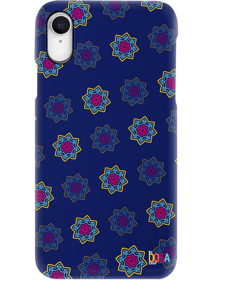 Mandala in Blue - Phone Case (IPhone and Samsung) - By Dosa