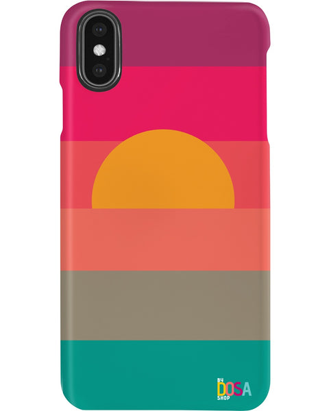 Sun In Color - Phone Case (IPhone and Samsung) - By Dosa