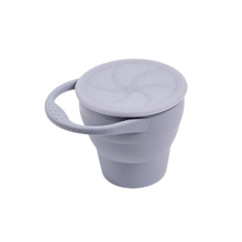 Load image into Gallery viewer, Snack Cup (Cool gray)