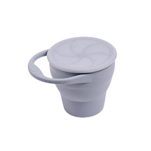 Snack Cup (Cool gray)