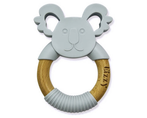 Eizzy Koala Ring Teethers