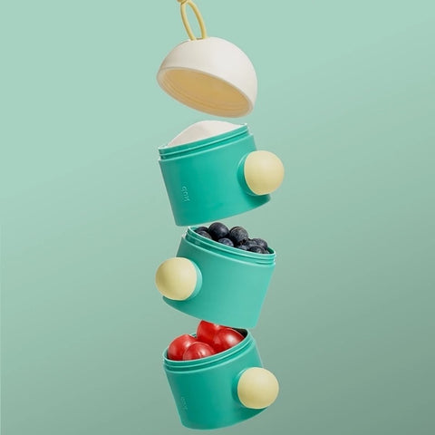 Eizzy 3-Tier Food/Formula Container