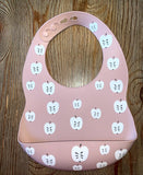 Eizzy Apples Bib