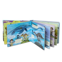 Load image into Gallery viewer, Poke-A-Dot Book: Dinosaurs A to Z by Melissa & Doug