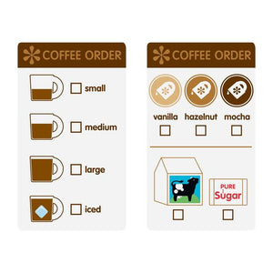 Wooden Brew & Serve Coffee Set by Melissa & Doug