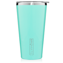 Load image into Gallery viewer, Aqua Imperial Pint (20 oz) by Brumate