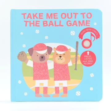 Take Me Out to the Ball Game by Cali's Books