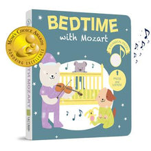 Load image into Gallery viewer, Bedtime with Mozart by Cali's Books