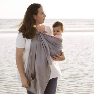 Linen Ring Sling by Kyte Baby