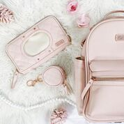 Load image into Gallery viewer, Blush Diaper Bag Charm Pod by Itzy Ritzy
