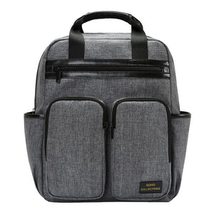 Columbus Backpack Diaper Bag by Soho Collections