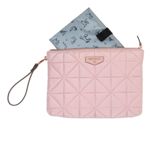 Companion Pouch in Blush by TWELVElittle