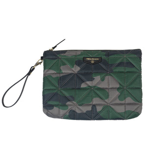 Companion Pouch in Camo by TWELVElittle