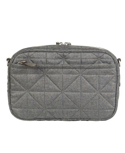 Diaper Clutch in Denim by TWELVElittle