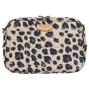 Diaper Clutch in Leopard by TWELVElittle