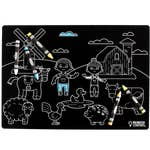 Farm Chalkboard Placemat by Imagination Starters