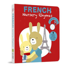 Load image into Gallery viewer, French Nursery Rhymes by Cali's Books