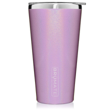 Load image into Gallery viewer, Glitter Violet Imperial Pint (20 oz) by Brumate