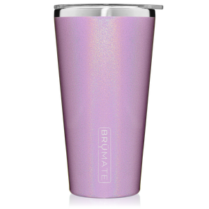 Glitter Violet Imperial Pint (20 oz) by Brumate