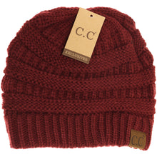 Load image into Gallery viewer, Beanie - Multiple Colors - by CC Beanie