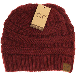 Beanie - Multiple Colors - by CC Beanie