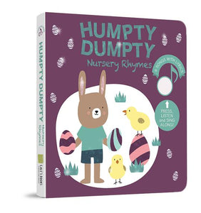 Humpty Dumpty Nursery Rhymes by Cali's Books