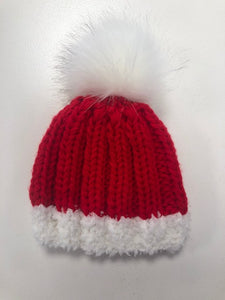 Infant Santa Hat by Needlework Niche