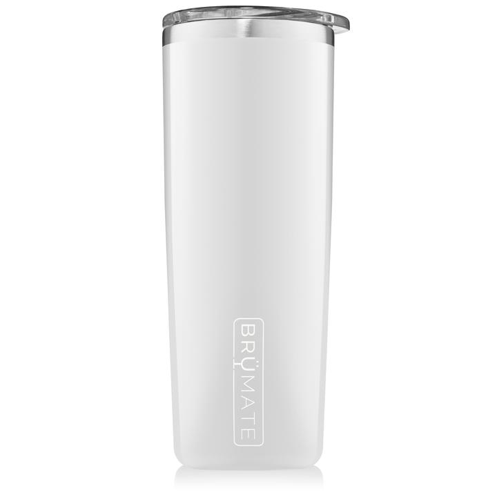 Ice White Highball Tumbler (12 oz) by Brumate