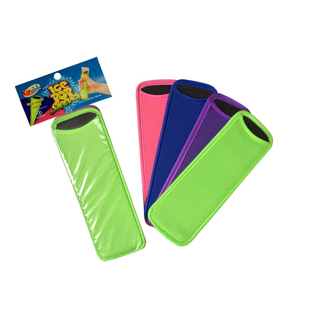 4 Pack Ice Pop Holders