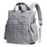 Kenneth Backpack Diaper Bag by Soho Collections