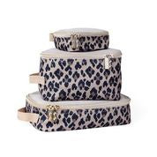 Leopard Packing Cubes by Itzy Ritzy