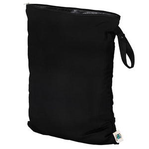 Large Wet Bag in Black by Planet Wise