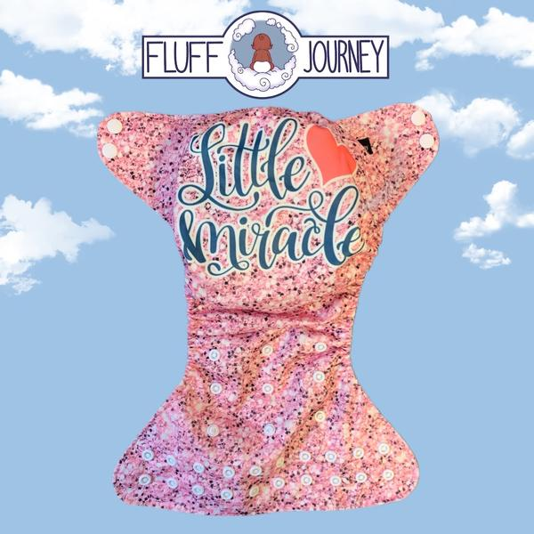 Little Miracle Diaper by Fluff Journey