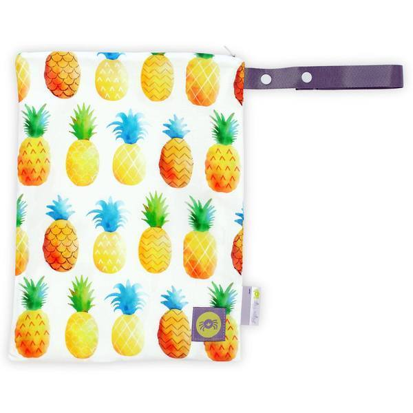 Pineapple Sealed Medium Wet Bag with Handle by Itzy Ritzy