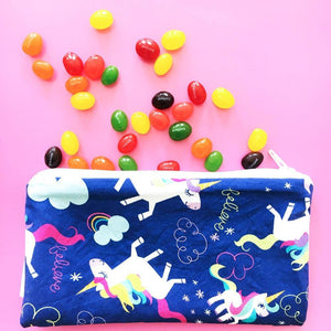Skulls Mini Reusable Snack Bag by Itzy Ritzy