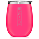 Load image into Gallery viewer, Neon Pink Uncork'd Tumbler (14 oz) by Brumate