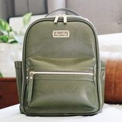 Mini Backpack in Olive by Itzy Ritzy
