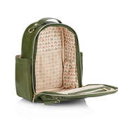 Load image into Gallery viewer, Mini Backpack in Olive by Itzy Ritzy