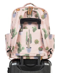 Companion Backpack in Cactus by TWELVElittle