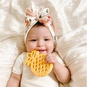Load image into Gallery viewer, Pineapple Silicone Teether