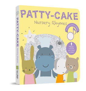 Patty-Cake Nursery Rhymes by Cali's Books