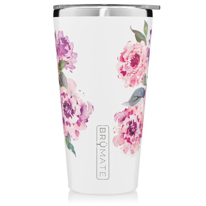 Peony Imperial Pint (20 oz) by Brumate