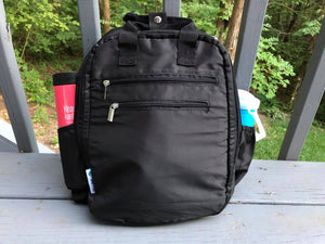 Perfect Backpack in To The Point by Planet Wise