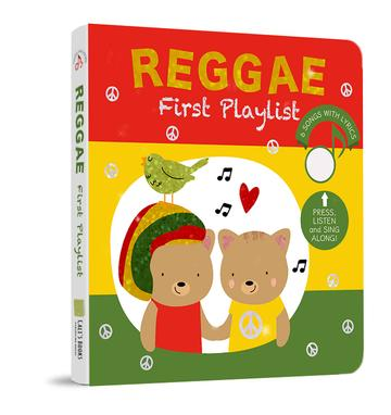 Reggae First Playlist by Cali's Books