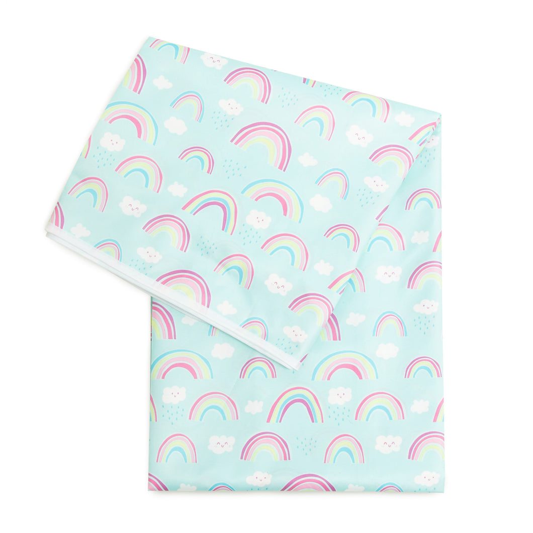 Rainbow Splat Mat