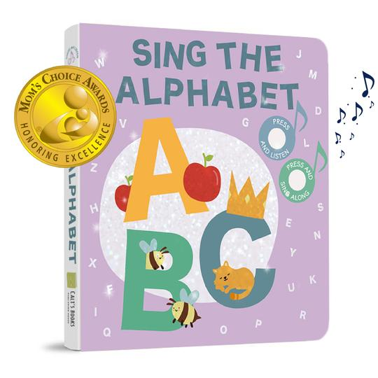 Sing the Alphabet by Cali's Books