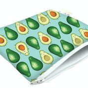 Guac Reusable Snack & Everything Bag by Itzy Ritzy