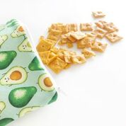 Load image into Gallery viewer, Fox Reusable Snack & Everything Bag by Itzy Ritzy