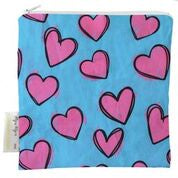 Load image into Gallery viewer, Heart Reusable Snack & Everything Bag by Itzy Ritzy