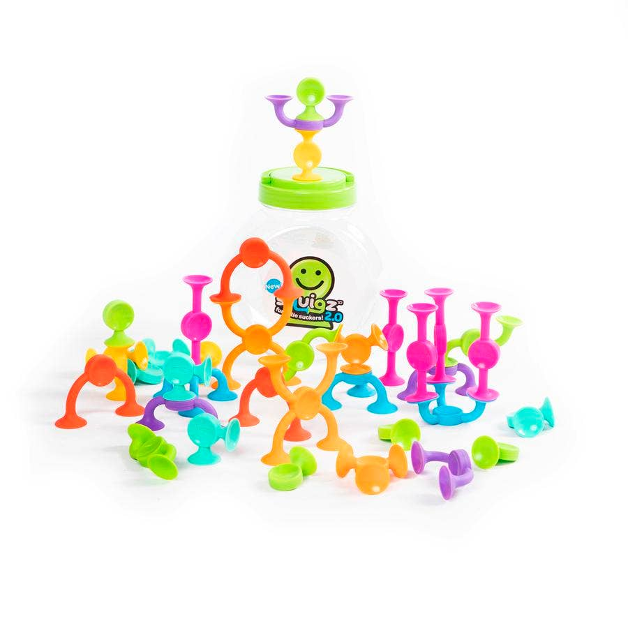 Squigz 2.0 by Fat Brain Toy Co.